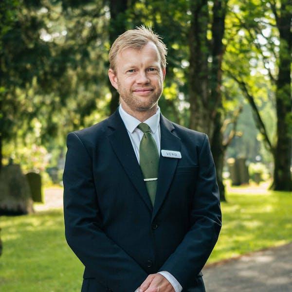 Gravferdskonsulent Begravelsesbyra Herman
