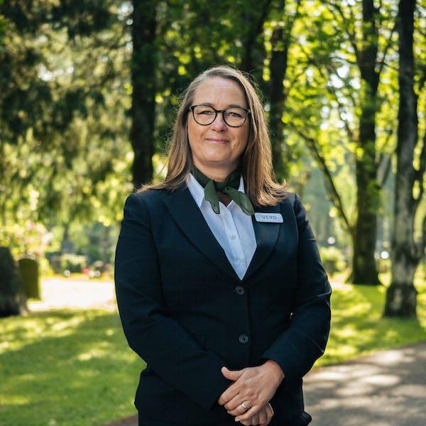 Gravferdskonsulent Begravelsesbyra Siri
