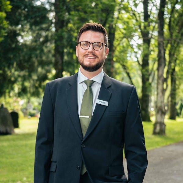 Gravferdskonsulent Begravelsesbyrp Ole Andreas