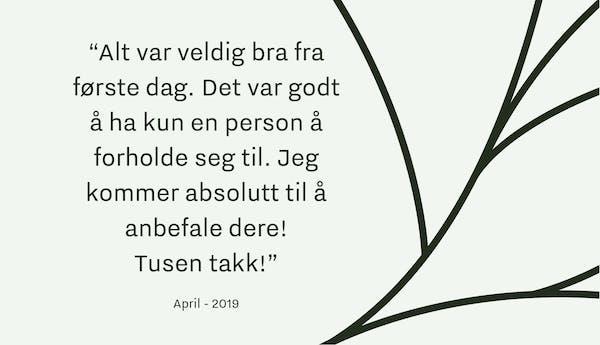 Tilbakemelding-Verd-Begravelsesbyrå-April19_2